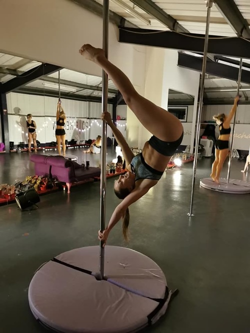 Pole Exercise Classes in Biggleswade